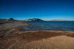obszar krajowych jeziora rekreacja miodu Zdjęcie Stock