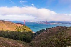 obszar San Francisco bay Zdjęcia Stock