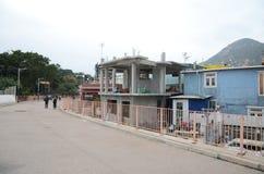 Obszar Zamieszkały Shek O, Hong Kong Fotografia Stock