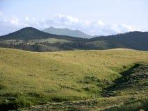 obszarów wiejskich góry Zdjęcie Stock