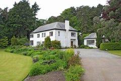 obszary wiejskie domu Zdjęcia Royalty Free