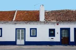 obszary wiejskie domy Obraz Royalty Free