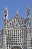 obszycie katedralny marmur Monza obrazy stock