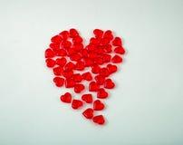 obszyty dzień serc ilustraci s dwa valentine wektor zdjęcie royalty free