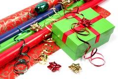 Obtenção pronto para os feriados Foto de Stock