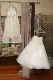 Obtenção vestido Foto de Stock Royalty Free