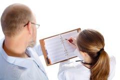 Nomeação médica imagem de stock royalty free
