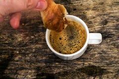 Obtenha o schock da manhã Imagem de Stock Royalty Free
