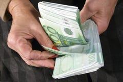 Obtenção pago Imagens de Stock