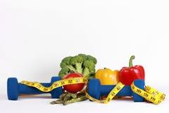 Obtenons en bonne santé Image stock
