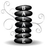 Obtention de l'équilibre Photos libres de droits