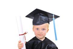 Obtention du diplôme Image libre de droits