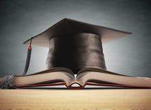 Obtention du diplôme Photos libres de droits