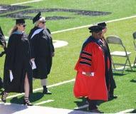 Obtention du diplôme, université de l'Etat du nord-ouest de l'Oklahoma Images stock