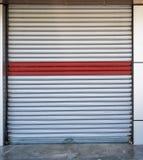 Obturador da loja em Iraque Imagem de Stock Royalty Free
