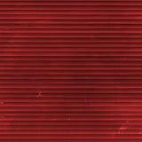 Obturador rojo del rodillo Fotografía de archivo
