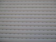 Obturadores da janela com as réguas para a luz imagem de stock
