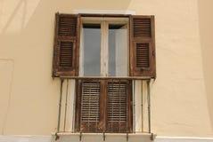 Obturadores de la ventana Fotografía de archivo libre de regalías
