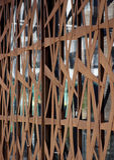 Obturadores do efeito da oxidação Imagens de Stock Royalty Free