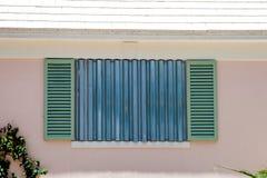 Obturadores para la ventana Imágenes de archivo libres de regalías