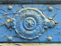 Obturateur antique - plan rapproché Image stock