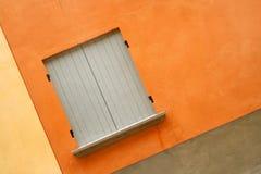 Obturateurs gris Photo stock