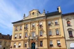 Obuda, Budapest Stock Photo