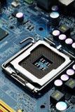 Obwodu deskowego komputeru tło Zdjęcie Stock