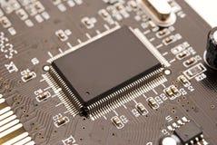 obwodu deskowy mikroprocesor Zdjęcia Royalty Free