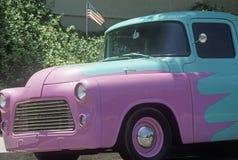 Obyczajowa ciężarówka w Ojai, Kalifornia Obraz Stock
