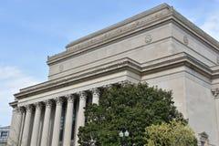 Obywatelów archiwa w Waszyngton, DC obrazy stock