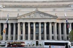 Obywatelów archiwa w Waszyngton, DC obraz royalty free