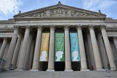 Obywatelów archiwa w Waszyngton, DC fotografia stock