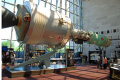 obywatel lotnicza muzealna przestrzeń Zdjęcie Royalty Free