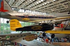 obywatel lotnicza muzealna przestrzeń Fotografia Stock