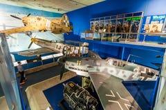 obywatel lotnicza muzealna przestrzeń Washington Zdjęcia Royalty Free