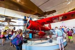 obywatel lotnicza muzealna przestrzeń Washington Zdjęcia Stock