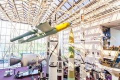 obywatel lotnicza muzealna przestrzeń Washington Obraz Royalty Free
