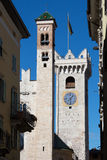 Obywatelski wierza Trent, Włochy Obraz Stock