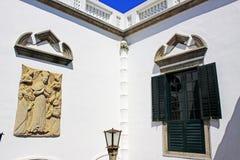Obywatelskie i Miejskie sprawy biuro, Macau, Chiny obraz royalty free