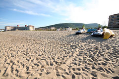 Obzor beach Stock Photos