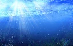 Océan illustration libre de droits