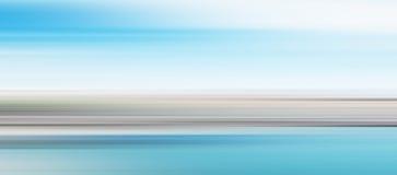 Océan abstrait Photos libres de droits