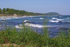 Océan bleu photo libre de droits