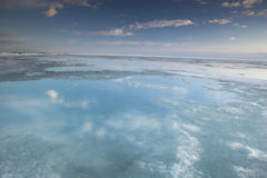Océan d'Acric d'air
