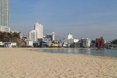 Océan de Busan Image stock
