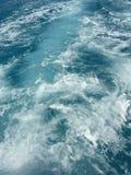 Océan de Cancun Images libres de droits