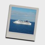 océan de doublure Photo stock