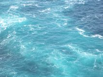 océan de fond Images libres de droits