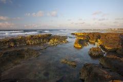 Océan de matin Photo libre de droits
